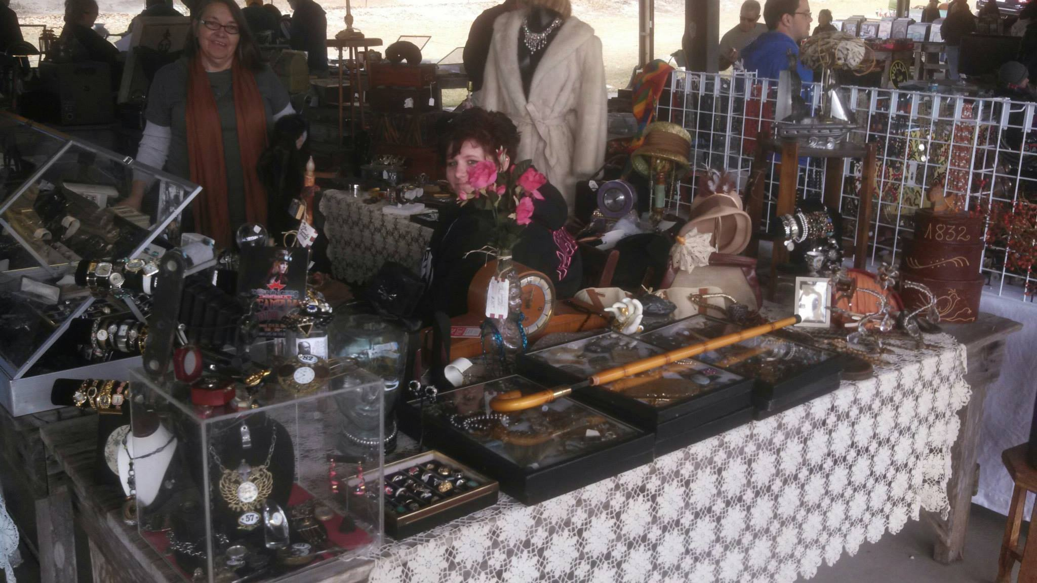 Steampunk Industrial Show: January 2014
