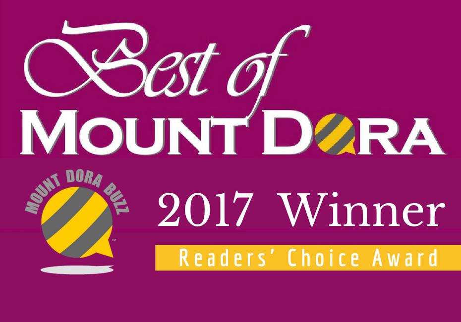 Best of Mount Dora winner