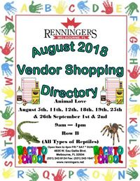 august vendor directory
