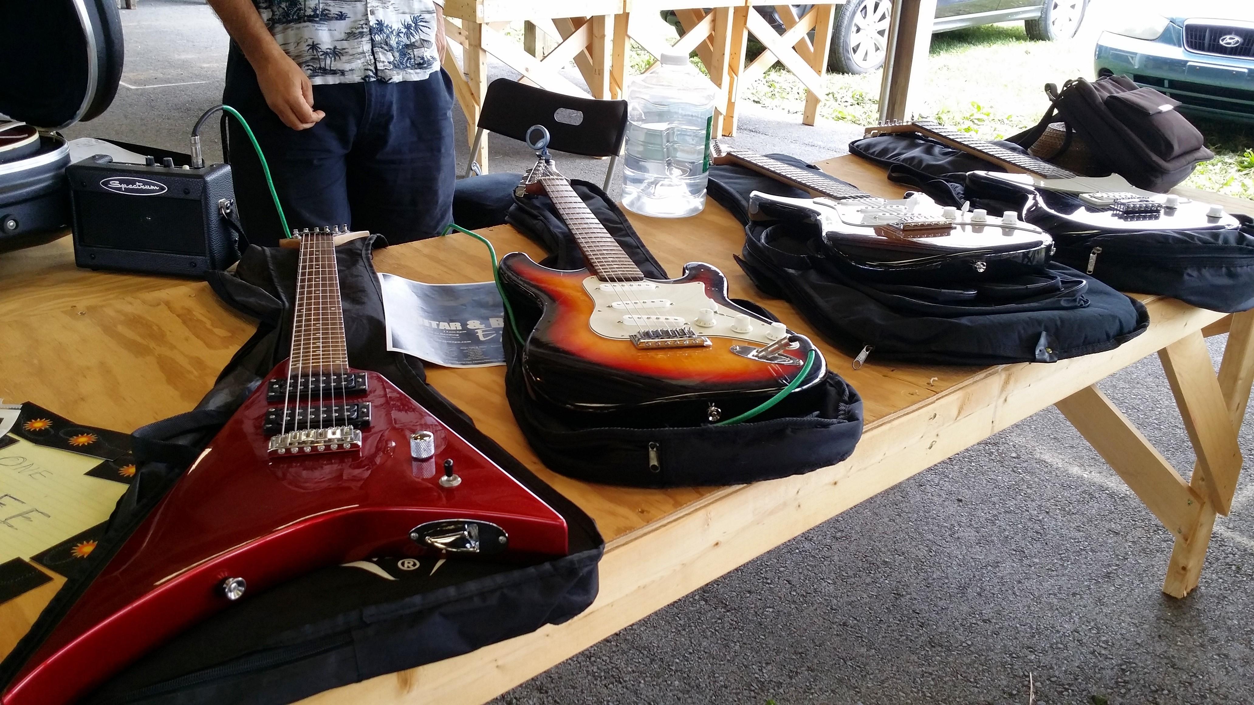 2014 Musician Swapmeets in Kutztown, PA