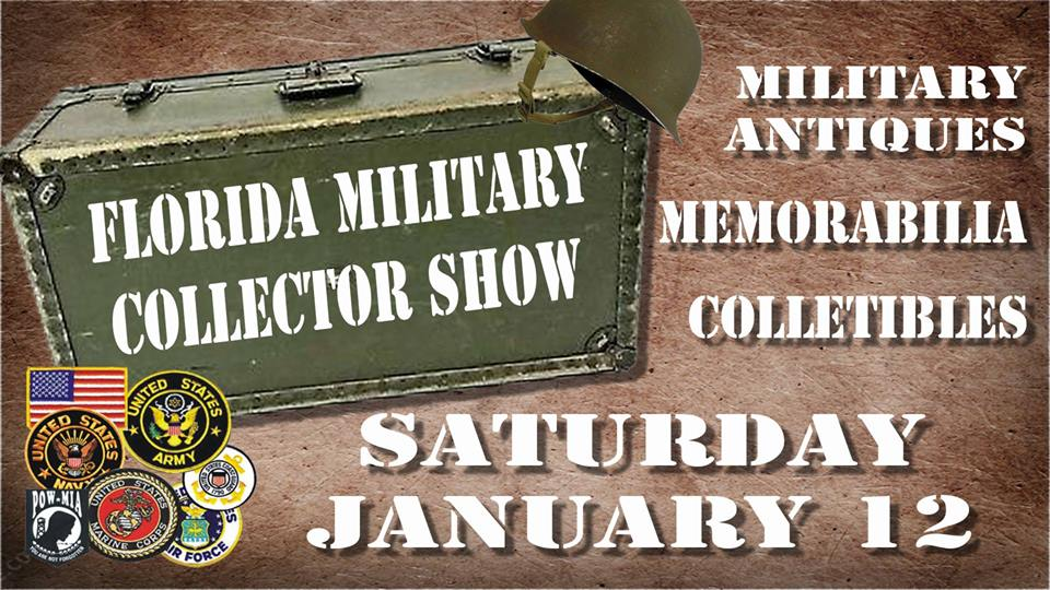 military collector show