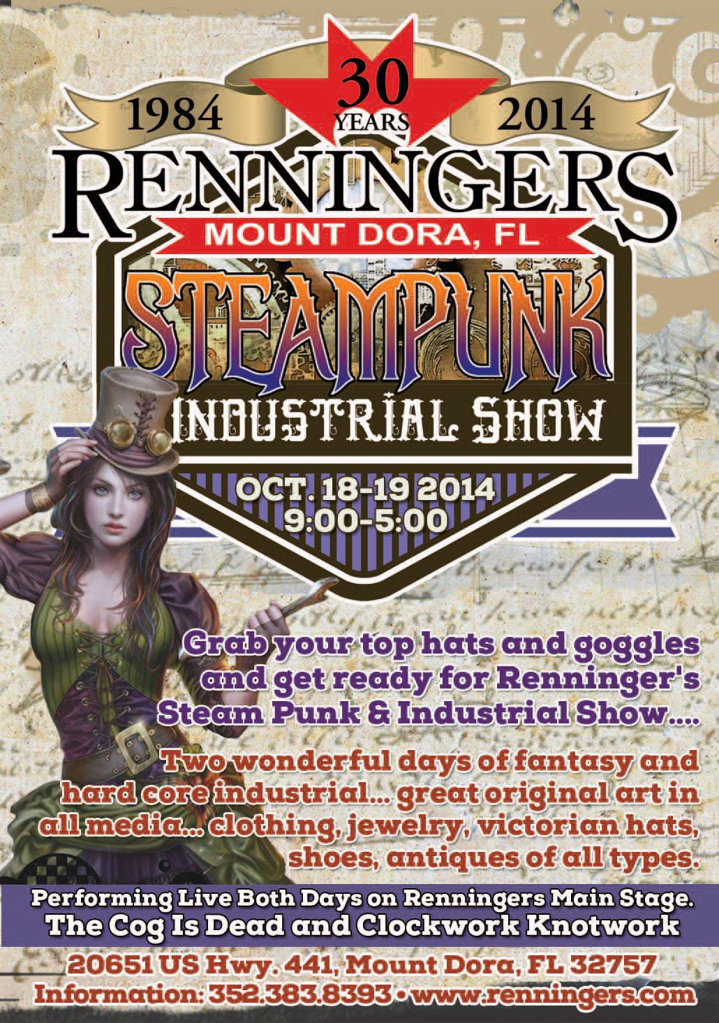 Steampunk Ad