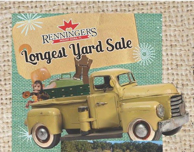 IRenninger's Longest Yard Sale