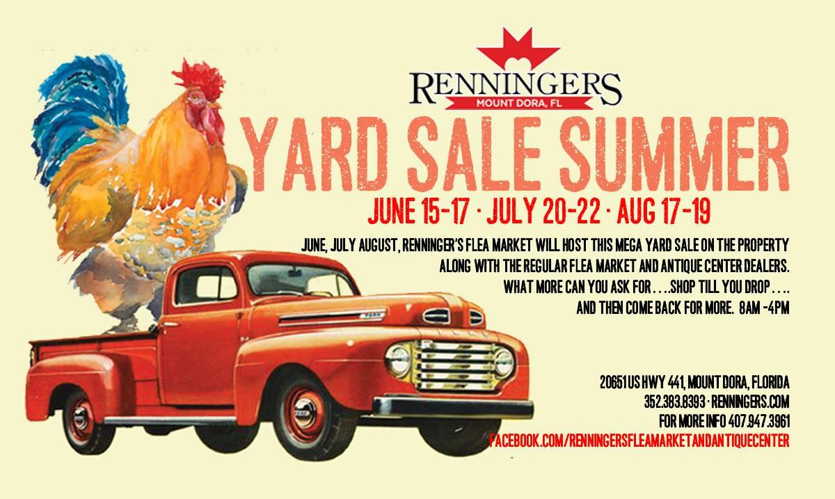 yard sale summer dora