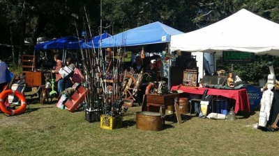Opening Day of Mount Dora Extravaganza