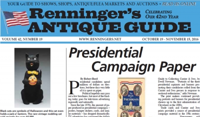 Read the October 19th Issue of Renninger's Guide