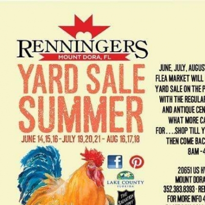 Renninger's Longest Yard Sale