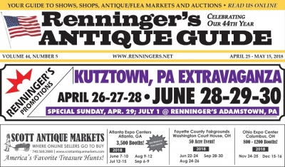 Read the April 25th Issue of Renninger's Guide