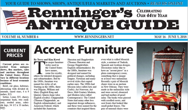Read the May 16th Issue of Renninger's Guide