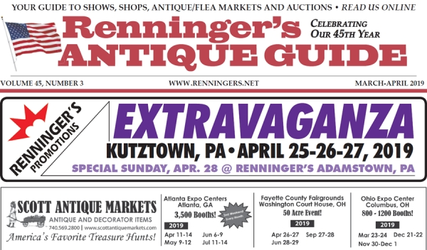 Read the March-April 2019 Issue of Renninger's Guide