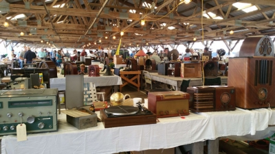 Kutztown Antiques Radio Meet May 13 & 14