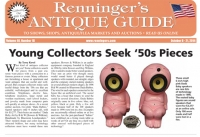 Read the October 8 Issue of Renninger's Antique Guide