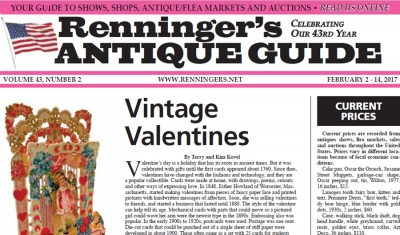 Read the February 2nd Issue of Renninger's Guide