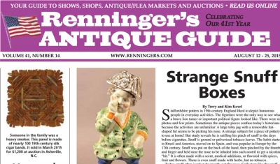 Read the August 12th Issue of Renninger's Guide