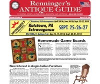 Read the August 13 issue of the Renninger's Antique Guide