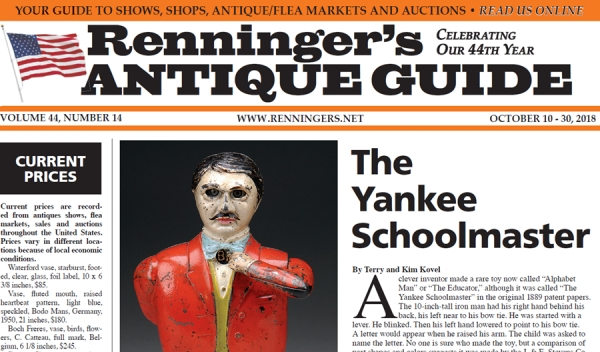 Read the October 10th Issue of Renninger's Guide