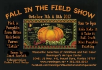 6th Annual Fall in the Field