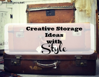 Creative Storage Ideas with Style - Full Article