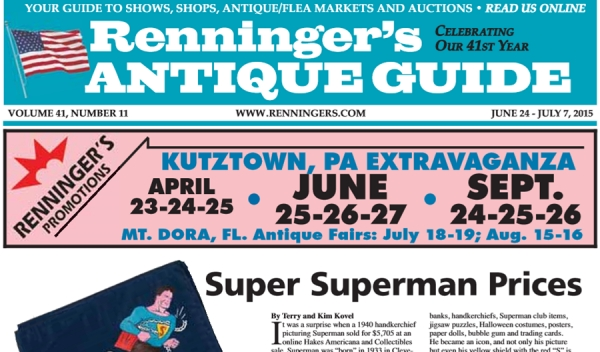 Read the June 24th Issue of Renninger's Guide