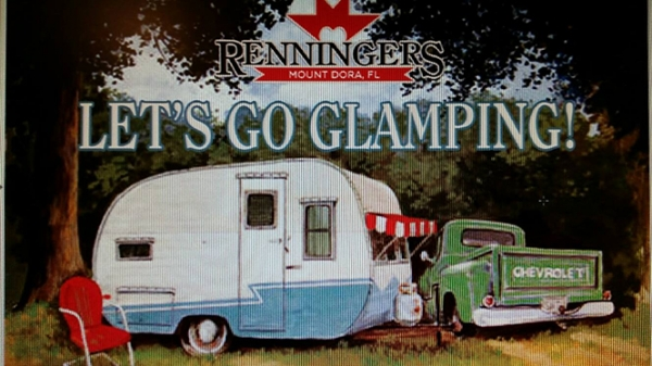 Vintage RV, Glamping, Hot Rod Show & Antiques Show -Sept. 16 -18