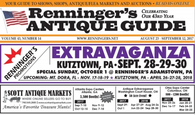 Read the August 23rd Issue of Renninger's Guide