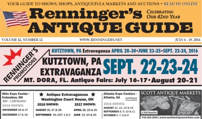 Read the July 6th Issue of Renninger's Guide