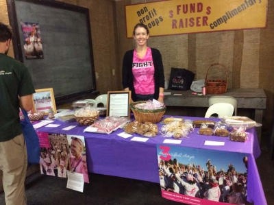Support Stacey Bigert in the Susan G. Komen 3 Day