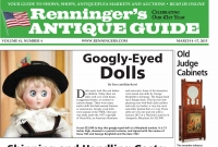 Read the March 4 Issue of the Renninger's Antique Guide Newspaper