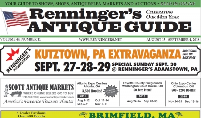Read the August 15th Issue of Renninger's Guide