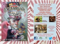 Steampunk  & Industrial Show October 21st and 22nd Mount Dora, FL