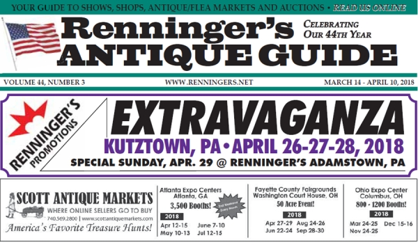 Read the March 14th Issue of Renninger's Guide