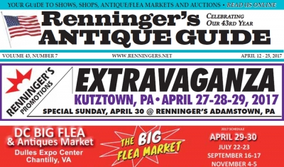 Read the April 12th Issue of Renninger's Guide