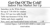 Indoor Flea Market in Kutztown