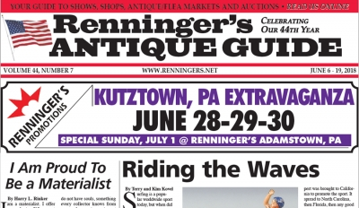 Read the June 6th Issue of Renninger's Guide