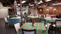 Renninger's Kutztown Market Christmas Open House will Welcome Santa.