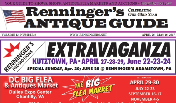 Read the May 17th Issue of Renninger's Guide