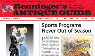 Read the December 16th Issue of Renninger's Guide