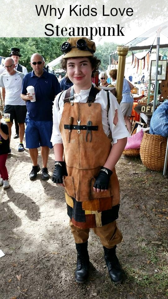 IWhy Kids Love Steampunk