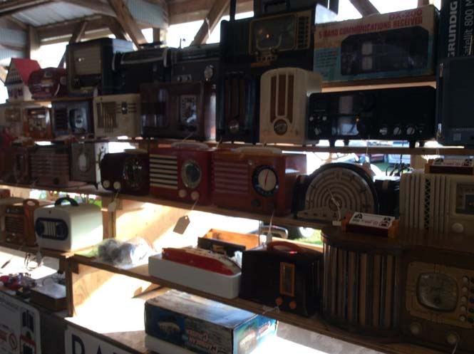 ISeptember Antique Radio Show Early Friday
