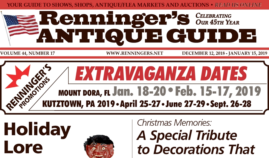 IRead the December 12th Issue of Renninger's Guide