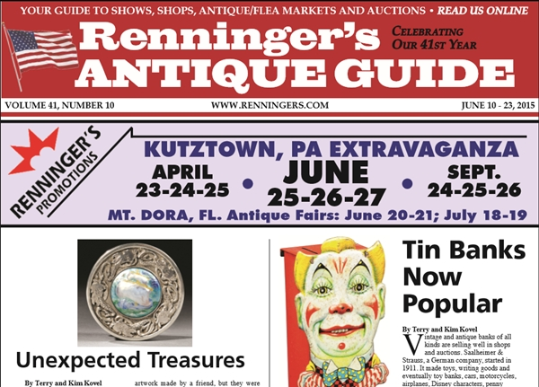 IRead the June 10th Issue of Renninger's Guide