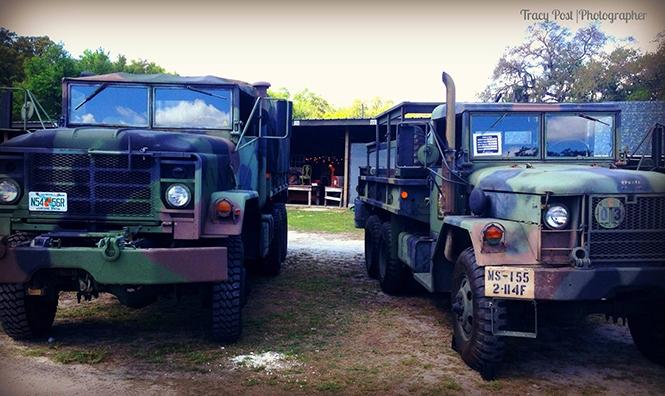 IMilitary Vehicle Show