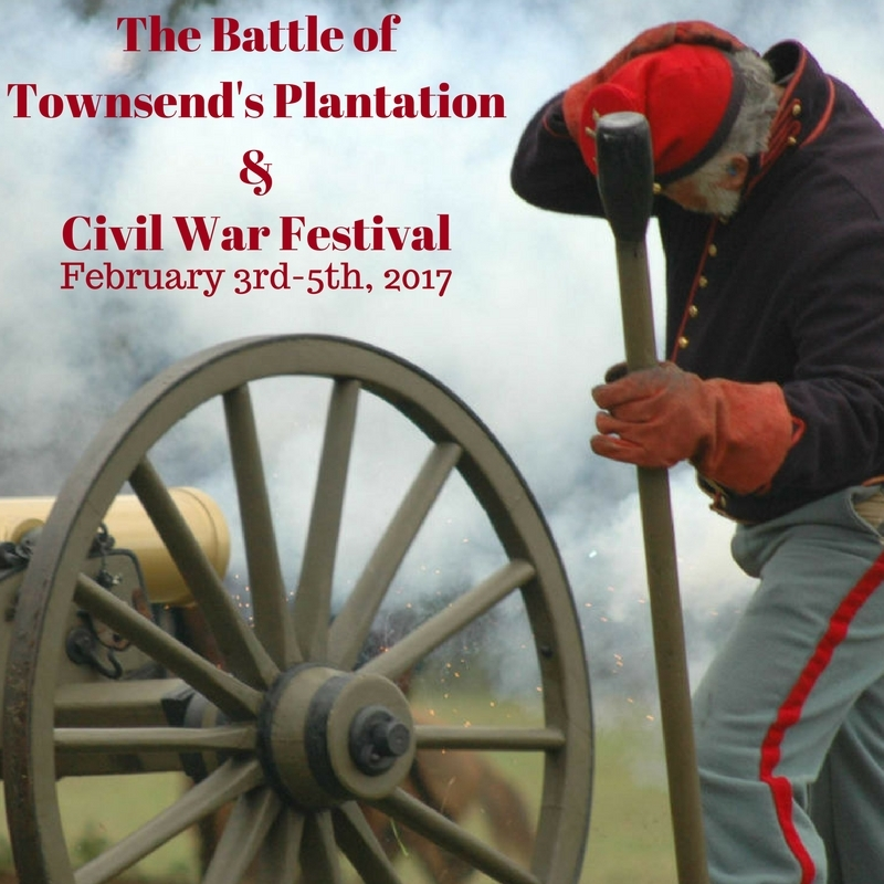 IThe Battle of Townsend's Plantation Civil War Festival and Living History Event