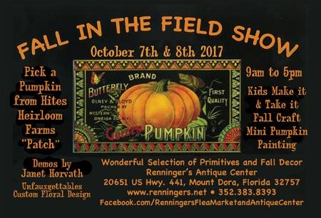 I6th Annual Fall in the Field