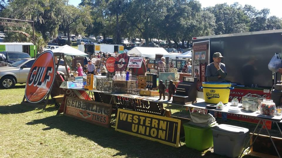 INovember Antiques Extravaganza at Mount Dora, Fl