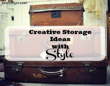ICreative Storage Ideas with Style - Full Article