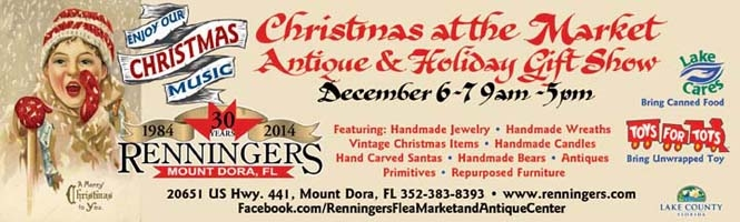 IChristmas at the Market – Antique & Holiday Gift Show