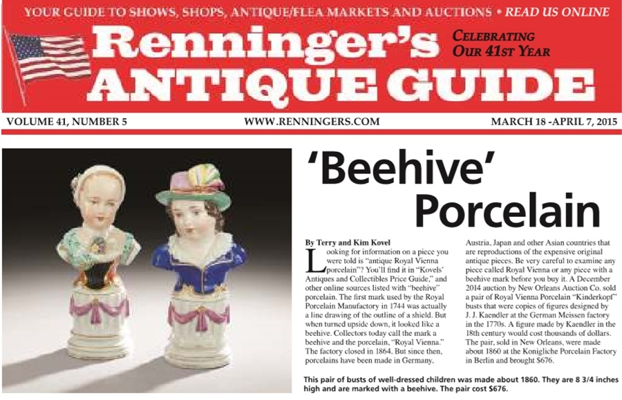 IRead the March 18th Issue of Renninger's Guide