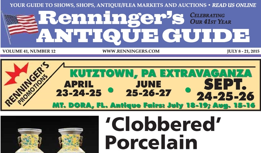 IRead the July 8th Issue of Renninger's Guide