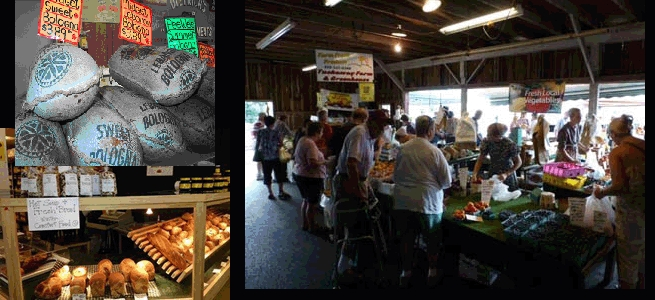 IRenninger's Farmer's Market - It's All About the Food